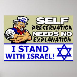 ¡Me coloco con Israel! Impresiones