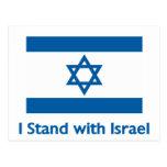 Me coloco con los regalos y las camisetas de Israe Postal