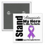 Me coloco junto a mi Fibromyalgia del héroe Pins