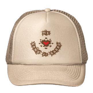 Me Encanta Baño de Barro Trucker Hats