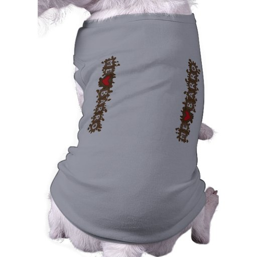 Me Encanta Barro Pet Clothes