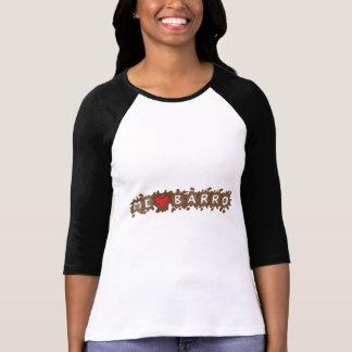 Me Encanta Barro T Shirts