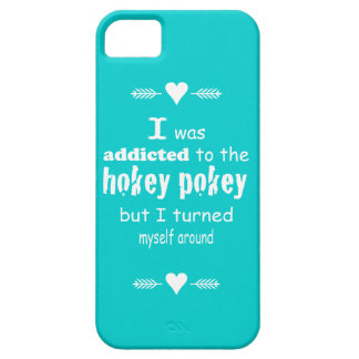 Me enviciaron al Pokey de Hokey Funda Para iPhone 5 Barely There