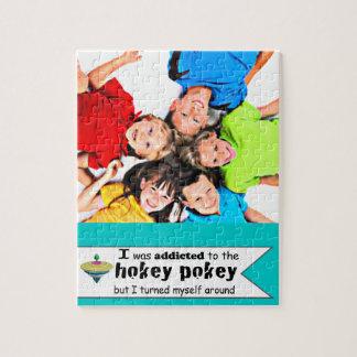 Me enviciaron al Pokey de Hokey Rompecabeza