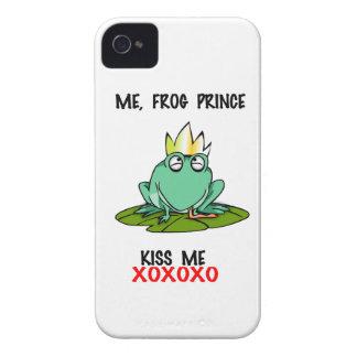 Me Frog Prince Kiss Me XOXOXO Blackberry Bold Case