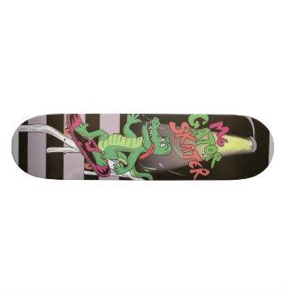 Me Gator Skater Skate Deck