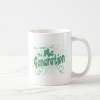 me generation coffee mug