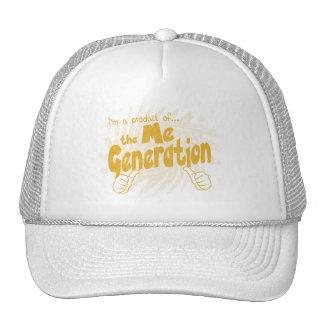 me generation trucker hat