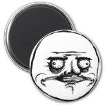 Me Gusta 2 Inch Round Magnet