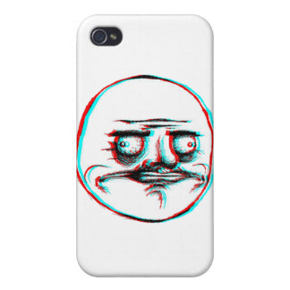 Me Gusta 3D iPhone 4 Cases