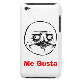 Me Gusta Barely There iPod Case