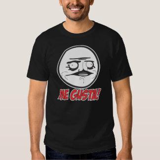 Me Gusta Black T-shirt! Tee Shirt