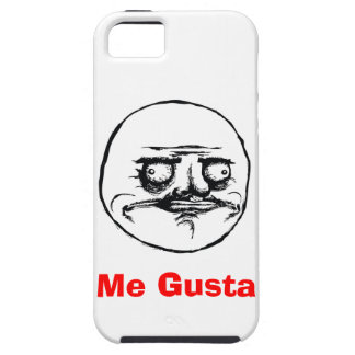 Me Gusta iPhone 5 Cover