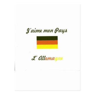 Me gusta el Allemagne.jpg Tarjeta Postal