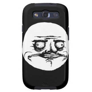 Me Gusta Face Samsung Galaxy S3 Cover