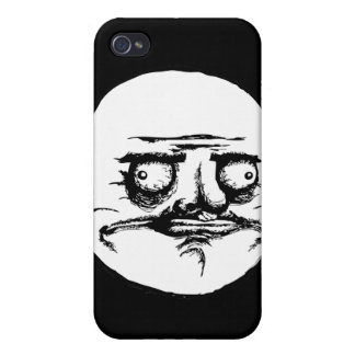 Me Gusta Face iPhone 4/4S Cover