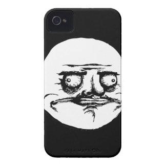 Me Gusta Face iPhone 4 Case