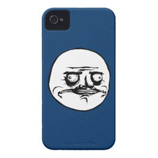 Me Gusta Face Meme Case-Mate iPhone 4 Cases