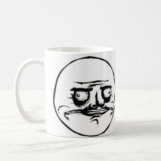 Me Gusta Face Meme Coffee Mug