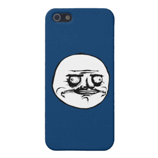 Me Gusta Face Meme Cover For iPhone SE/5/5s