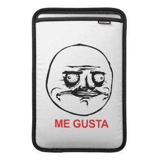 Me Gusta Face Meme Sleeve For MacBook Air