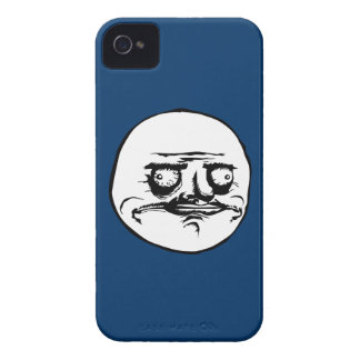 Me Gusta Face Meme iPhone 4 Case