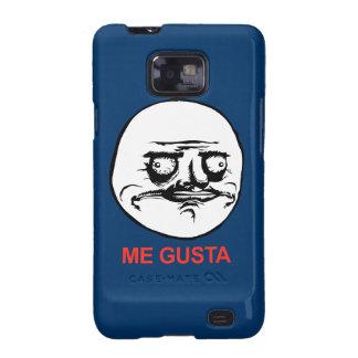Me Gusta Face Meme Samsung Galaxy S2 Case