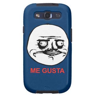 Me Gusta Face Meme Samsung Galaxy S3 Case