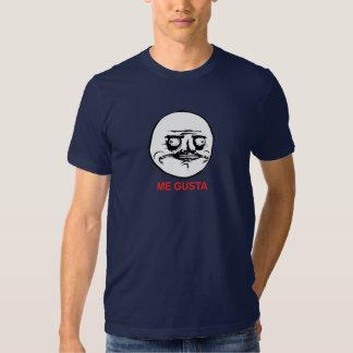 Me Gusta Face Meme Shirt
