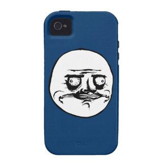 Me Gusta Face Meme Vibe iPhone 4 Cover