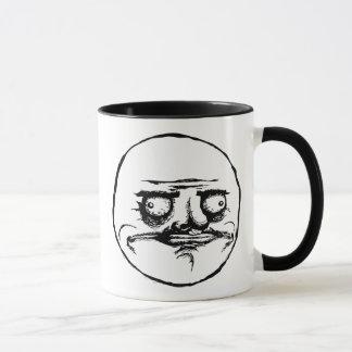 Me Gusta Face Mug