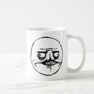 Me Gusta Face Coffee Mug