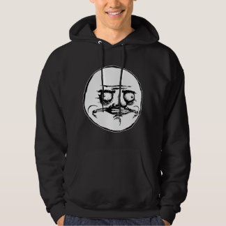 me gusta face rage face meme humor lol rofl hooded pullovers