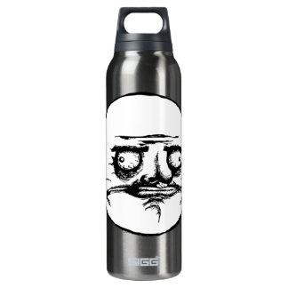 Me Gusta Face Thermos Bottle