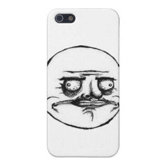 Me Gusta Guy Cover For iPhone SE/5/5s