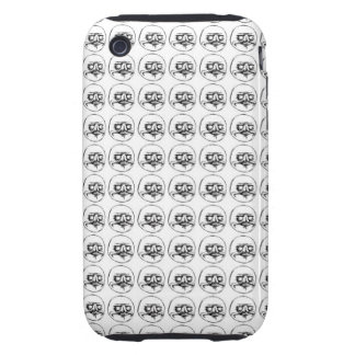 Me Gusta iPhone 3 Tough Cover