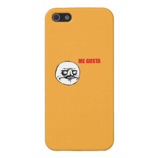 Me Gusta iPhone SE/5/5s Cover