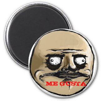ME GUSTA MAGNETS