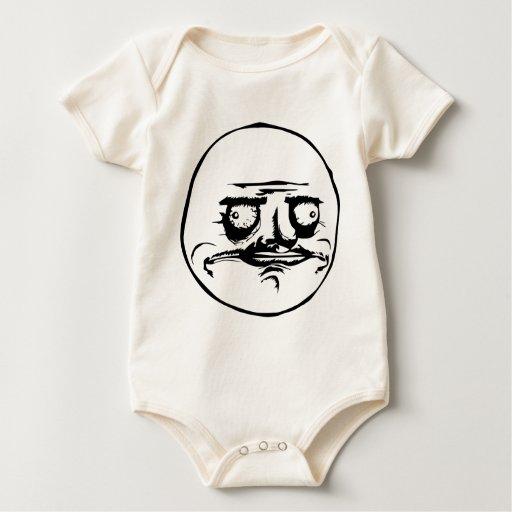 Me Gusta Meme Baby Bodysuit