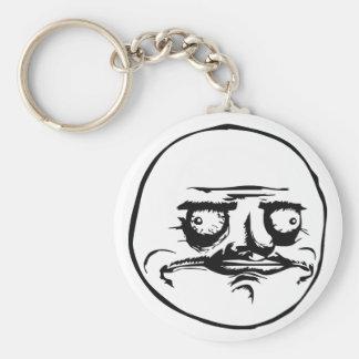 Me Gusta Meme Keychain