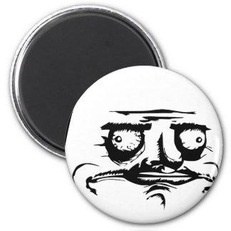 Me Gusta Meme Refrigerator Magnets