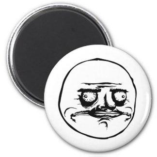 Me Gusta MEME Magnet