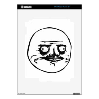 Me Gusta Meme Skins For iPad 2