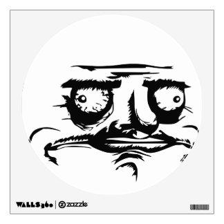 Me Gusta Meme Wall Sticker