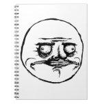 'Me Gusta' Notebook