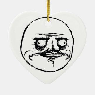 Me Gusta Christmas Ornament