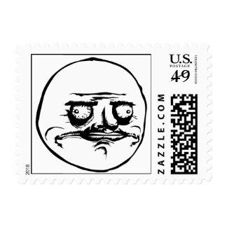 Me Gusta Postage Stamp