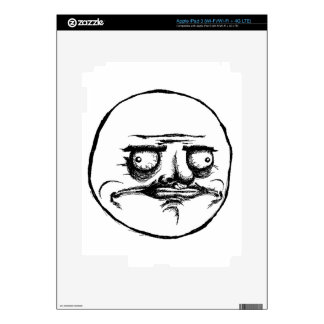Me Gusta Skin For iPad 3