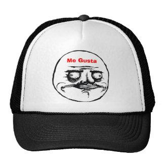 Me Gusta Trucker Hat