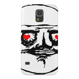 Me Gusta Valentine in Love - meme Galaxy S5 Case